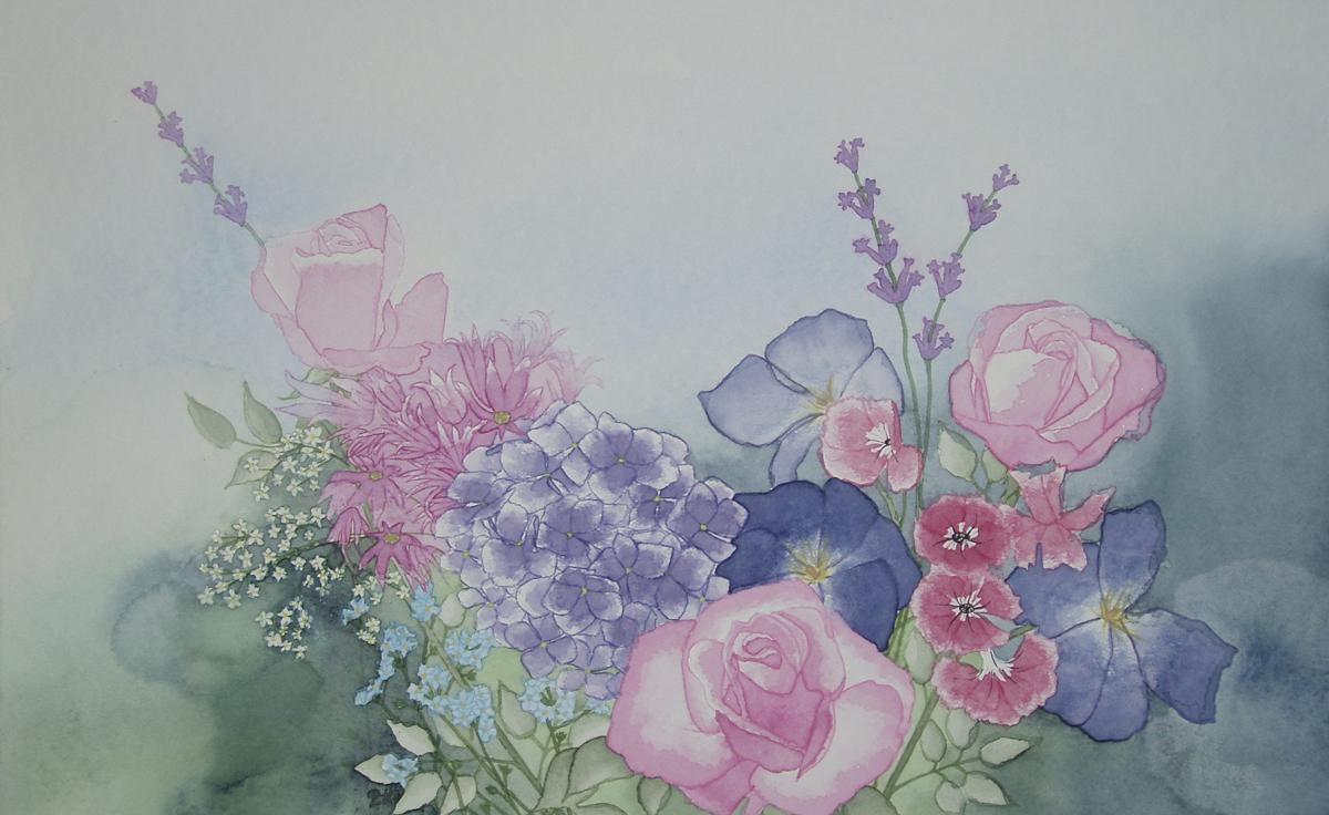 Blumenstrauss 5 (zu verkaufen)