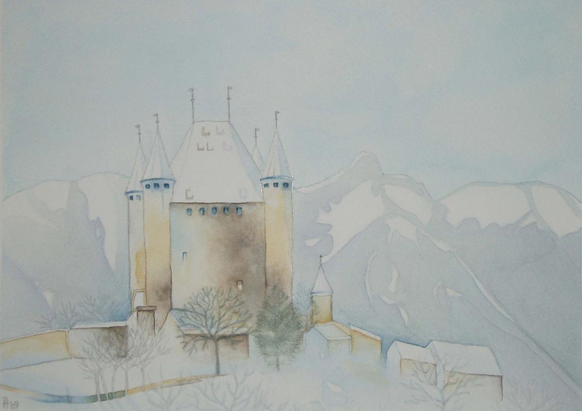 Schloss Thun 2 (zu verkaufen)