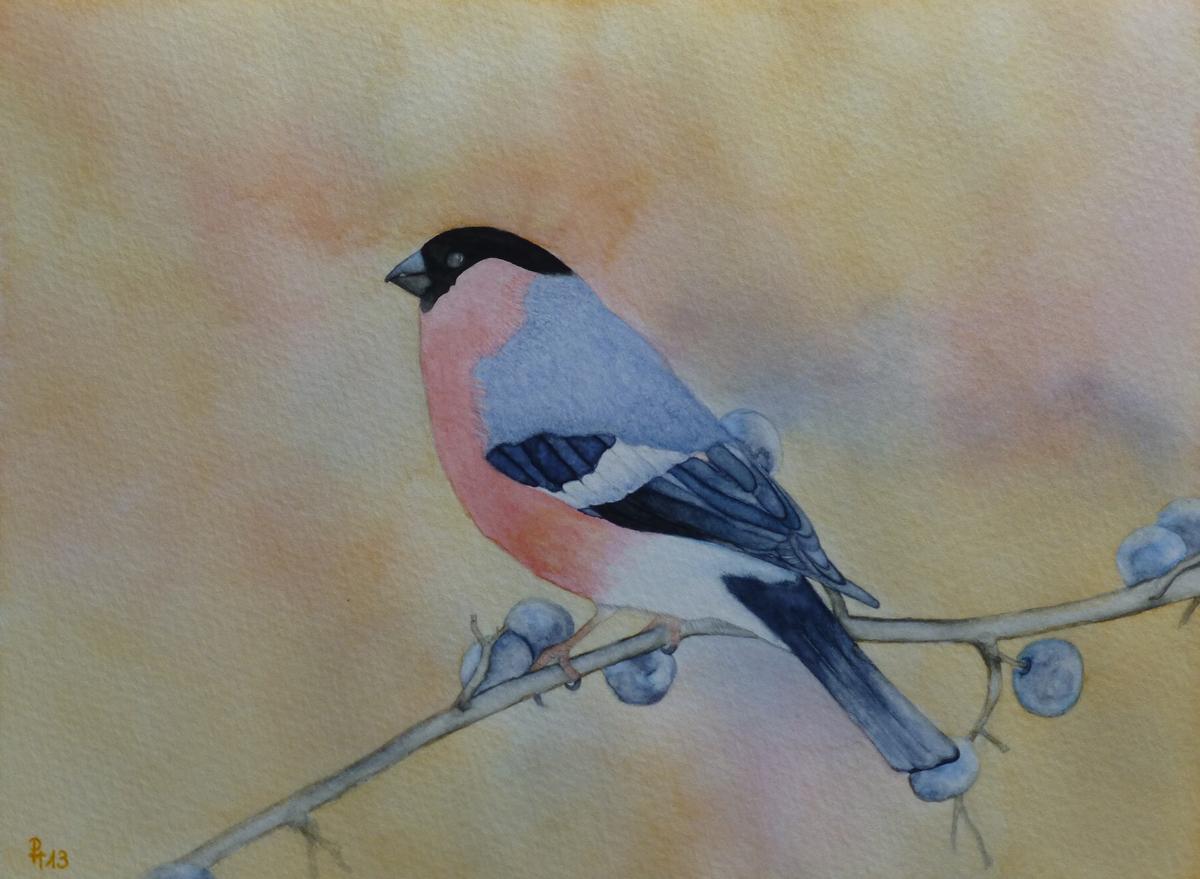Vogel 1 (verkauft)